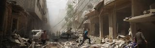 In Syria, the Rebels Progress at Their Allies' Peril