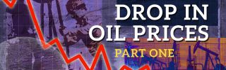 The Global Drop in Oil Prices - Part 1