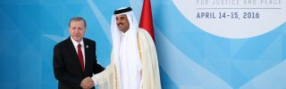 Turkey Pushes Ahead With Its Military Plans in Qatar