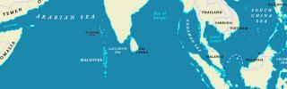 The Maldives is an Indian Ocean archipelago with a population of about 400,000.