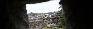 A monthslong siege has destroyed large swaths of Marawi City and cost local jihadist groups more than 520 fighters so far.