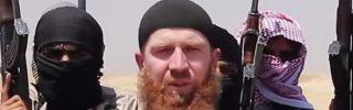 "Omar al-Shishani, often dubbed the Islamic State's ""minister of war."""