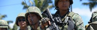 Philippine troops head to Marawi City to fight Islamist militants. Government success against a long history of insurgencies on the southern island of Mindanao comes piecemeal, and reversals always seem to follow.