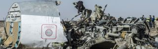 A bomb appears to have downed Metrojet Flight 9268 and many fear the Islamic State may have been behind it