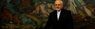 Entities and people appointed by Iranian Supreme Leader Ayatollah Ali Khamenei, including Foreign Minister Javad Zarif, pictured here, could run afoul of a new round of U.S. sanctions.