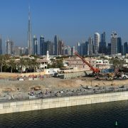 Dubai is a center of development and employment in the United Arab Emirates