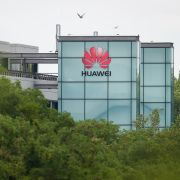 A view of Huawei's U.K. headquarters in Reading, England.