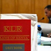 A trial at the Supreme Court of Kenya on June, 26, 2019, in Nairobi.