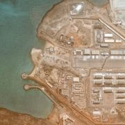 Chinese Naval Base in Djibouti