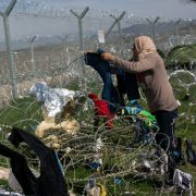 The Muslim refugee crisis, Greece's economic quagmire and the situation in Ukraine all stem from Europe's understanding of borders.