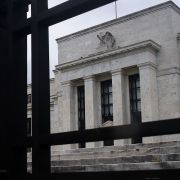 The Federal Reserve Building on June 17, 2020, in Washington.