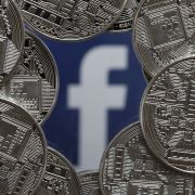 A visual representation of Facebook's cryptocurrency, Libra.